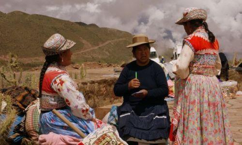 Zdjęcie PERU / Kanion  Kolca / Kanion  Kolca / Liczenie  zysku