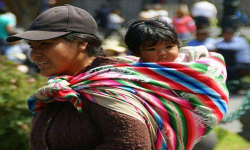 Zdjęcie PERU / AREQUIPA / AREQUIPA / Transport