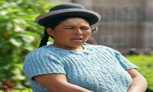 Zdjecie PERU / AREQUIPA / AREQUIPA / Kapelusik
