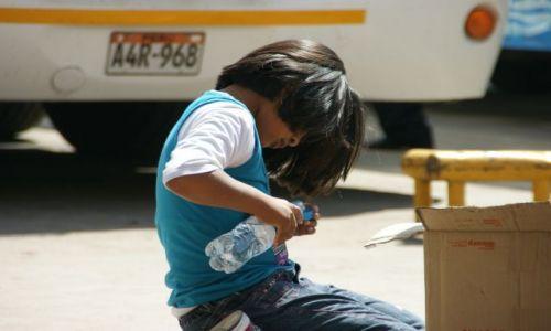 Zdjęcie PERU / AREQUIPA / AREQUIPA / Po kropelce