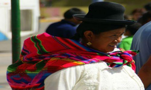Zdjęcie PERU / Arequipa / Arequipa / Kapelusz