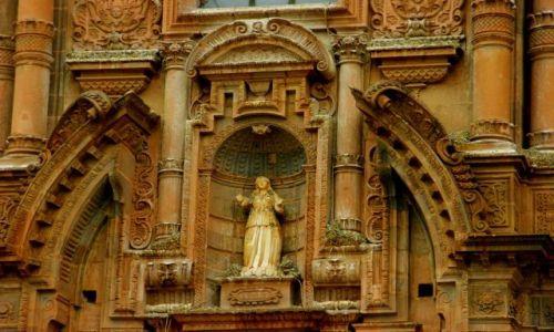 PERU / Cuzco / Cuzco / Katedra