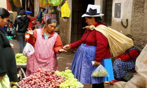 Zdjecie PERU / Cuzco / Cuzco / Biznes