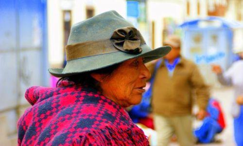 Zdjęcie PERU / Cuzco / Cuzco / Indianka