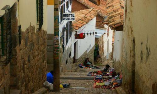 Zdjecie PERU / Cuzco / Cuzco / Uliczka