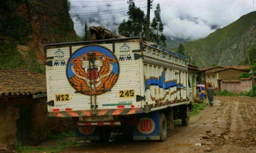 Zdjecie PERU /  Ollantayambo /  Ollantayambo / Transport  Ollantayambo