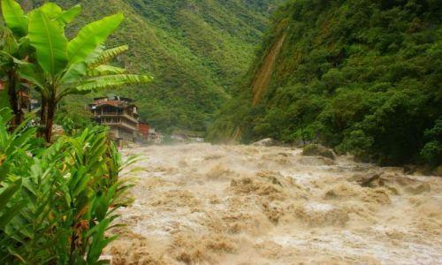 Zdjecie PERU / Machu Picchu / Machu Picchu / Rzeka