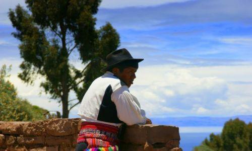 Zdjecie PERU / Titikaka / Titikaka / Romantyk