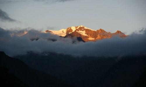 Zdjecie PERU / Peru / Peru / Wschód Słonca nad Andami