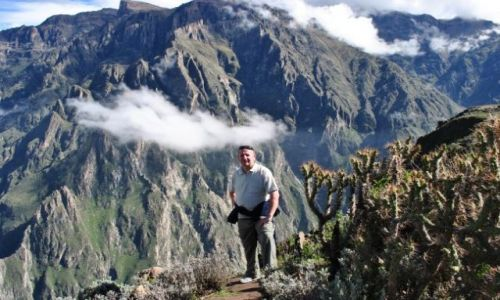 Zdjęcie PERU / Colca / Canion Colca / góry...