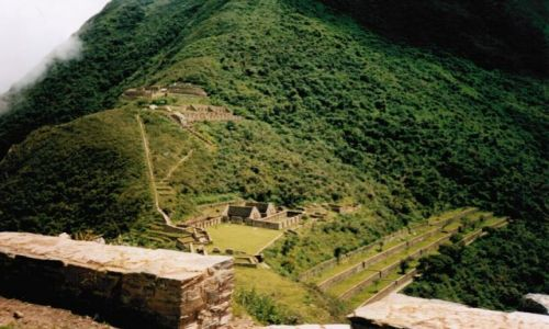 PERU / Cachora / Choquequirao / Choquequirao