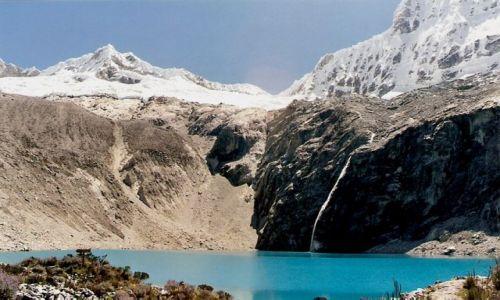 Zdjęcie PERU / cordillera blanca / laguna 69 / laguna 69