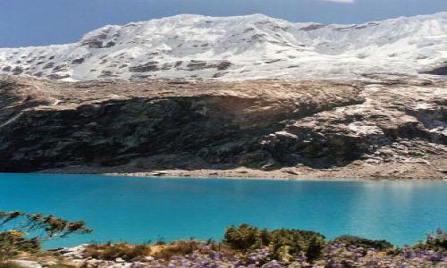 Zdjecie PERU / cordillera blanca / laguna 69 / laguna 69