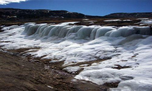 Zdjecie PERU / Andy /   / Znikający lodowiec