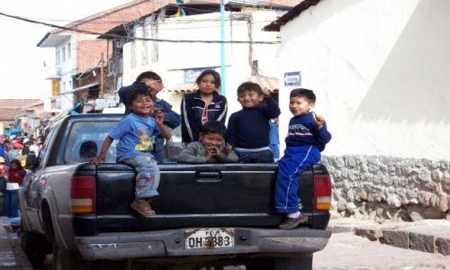 Zdjecie PERU /   / Cuzco / Pozdrawiamy Was