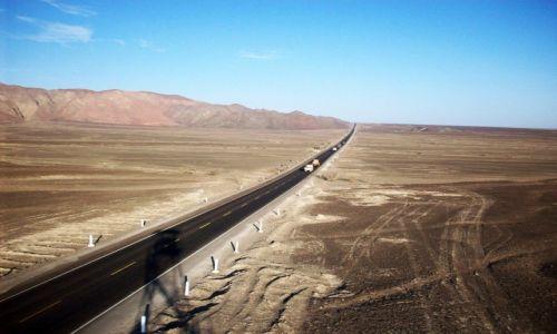 Zdjecie PERU / W pobliżu Nasca /   / Pan-American Highway