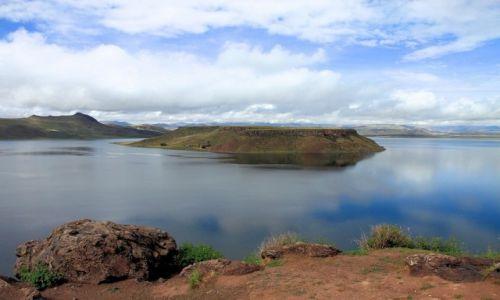 Zdjecie PERU / Puno / Sillustani / Jezioro z łzy inkaskiej księżniczki