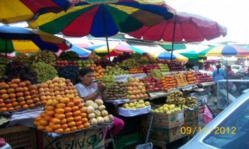 Zdjecie PERU / Chiclayo / Chiclayo / Miejscowe Merkado