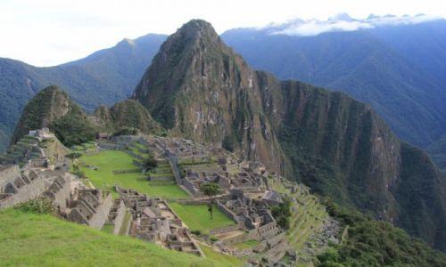 Zdjecie PERU / Aguas Calientas / Machu Picchu / Magiczne Machu Picchu
