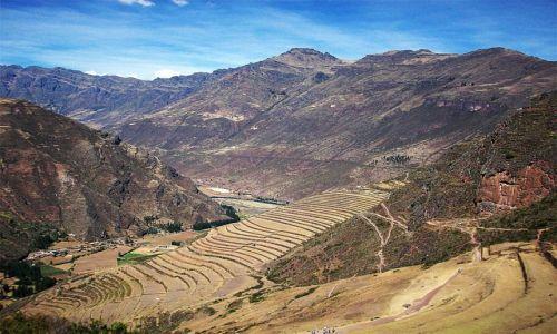 PERU / Andy / Pisac / Dolina Inków