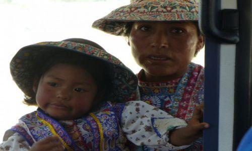 Zdjecie PERU / - / Cantera / Kobieta w Peru - Konkurs