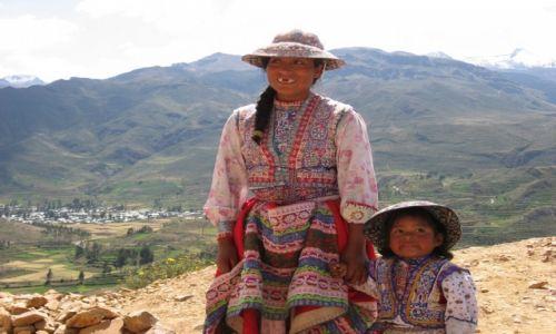 Zdjecie PERU / - / Cantera / Kobieta w Peru