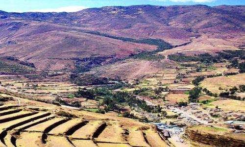 Zdjecie PERU / Andy / Pisac / Hej tam w dolinie