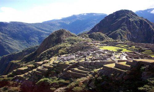 Zdjecie PERU / Andy / Machu Picchu  / Machu Picchu (1)