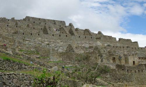 Zdjęcie PERU / Cuzco / Machu Picchu / Zabudowa miasta