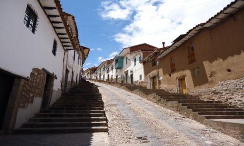 Zdjecie PERU / Cuzco / Cuzco / Uliczki Cuzco