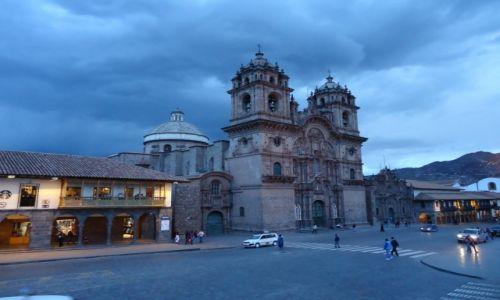 Zdjęcie PERU / Cuzco / Cuzco / Kościół jezuitów (2)