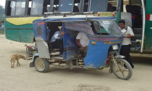 Zdjęcie PERU / Madre de Dios / Pilcopata / Transport lokalny