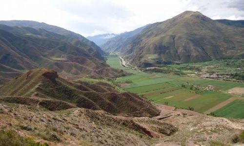 Zdjęcie PERU / Cuzco / okolice Urubamby / Dolina Urubamby w Urubambie