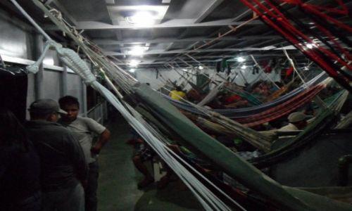 Zdjęcie PERU / Iquitos / Iquitos / barka2