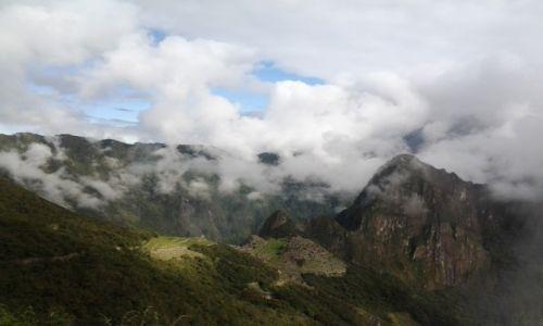 Zdjęcie PERU / Cuzco / Machu Picchu / Panorama