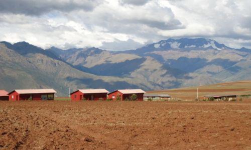 Zdjęcie PERU / Cuzco / Moray / Peruwiańskie Altiplano