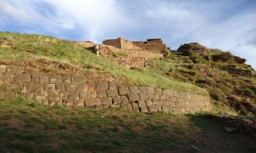 Zdjęcie PERU / Cuzco / Pisaq / Twierdza Pisaq (1)