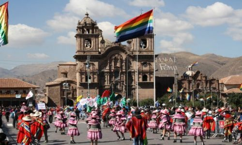 Zdjecie PERU / Cusco / Cusco  / Viva El Peru !