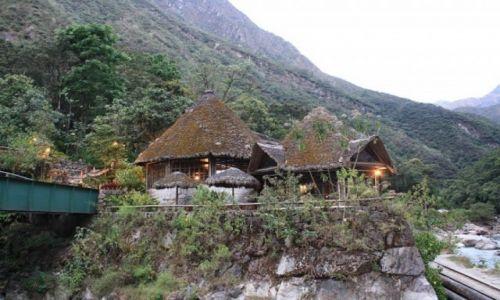 Zdjecie PERU / Cusco, Urubamba / Aquas Calientes / Aquas Calientes
