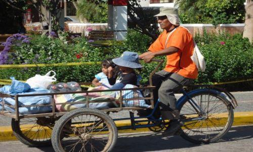 Zdjecie PERU / Arequipa / Corire / Jak wozić dzieci ?