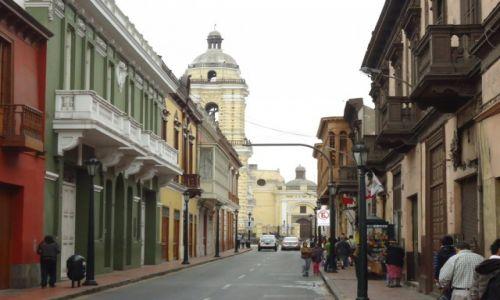 Zdjęcie PERU / Lima / Lima / Calle Ancash