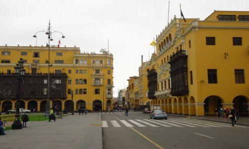 Zdjęcie PERU / Lima / Lima / Plaza Mayor