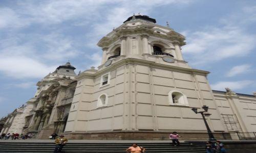Zdjęcie PERU / Lima / Lima / Katedra (2)