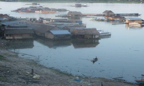 Zdjecie PERU / Iquitos / Iquitos / Na fieste Amazonką