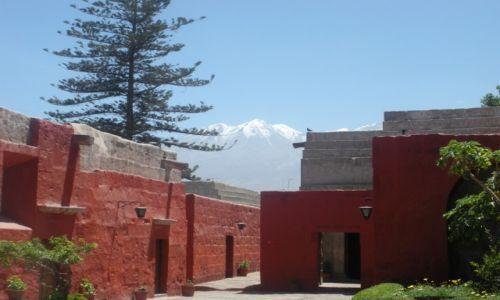 Zdjecie PERU / Arequipa / Klasztor sw. Katarzyny / Sw. Katarzyna
