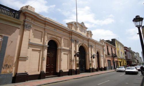 Zdjęcie PERU / Lima / Lima / Calle San Martin