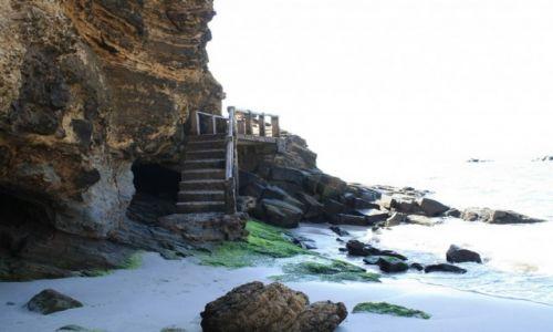 Zdjecie PERU / Paracas / Playa la Mina / Zapomniana plaża KONKURS