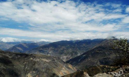 PERU / Colca Kanjon / Colca Konjon / Kanjon