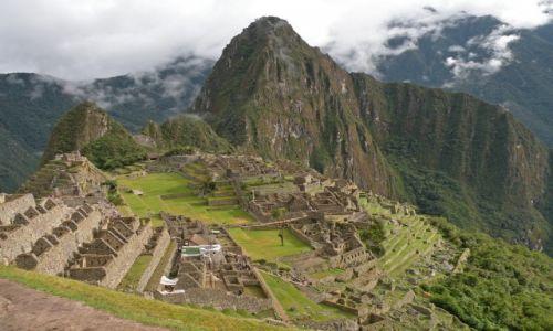 Zdjęcie PERU / Ameryka Łacińska / Machu Picchu / Klasyk z Machu Picchu