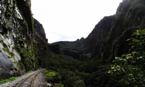 Zdjęcie PERU / Machu Picchu / Machu Picchu / Inca trail